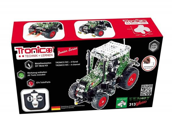 Metallbaukasten-RC-ferngesteuerter-Traktor-Fendt-313-Vario-Tronico-10069