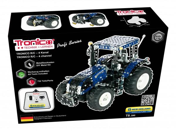 Metallbaukasten-rc-traktor-ferngesteuert-new-holland-t8-funkfernsteuerung-tronico-10057