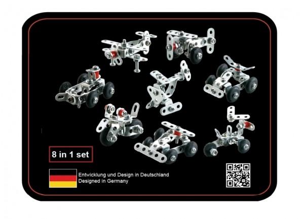 Metallbaukasten-Multibaukasten-8in1-fahrzeuge-tronico-09550