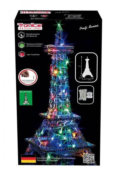 Paris Eiffelturm 48 Led Lampen Alter 14+