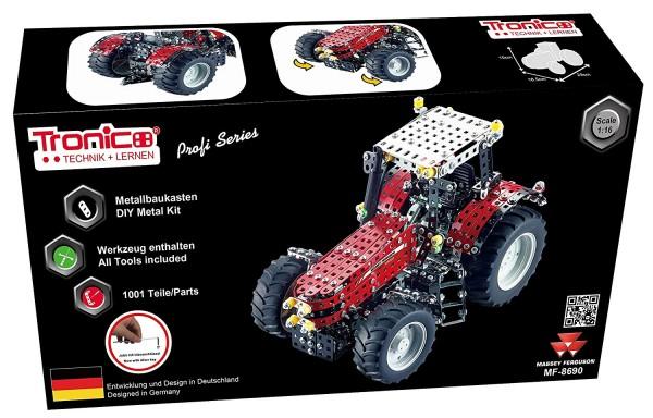 Metallbaukasten-Traktor-Massey-Ferguson-8690-Tronico-10080