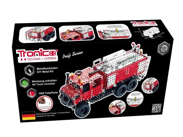 Metallbaukasten-Feuerwehr-Unimog-LKW-Fahrzeug-Tronico-10432
