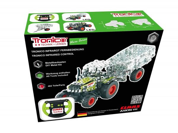 Metallbaukasten-traktor-claas-fernsteuerung-rctraktor-Rc-Tronico-09501
