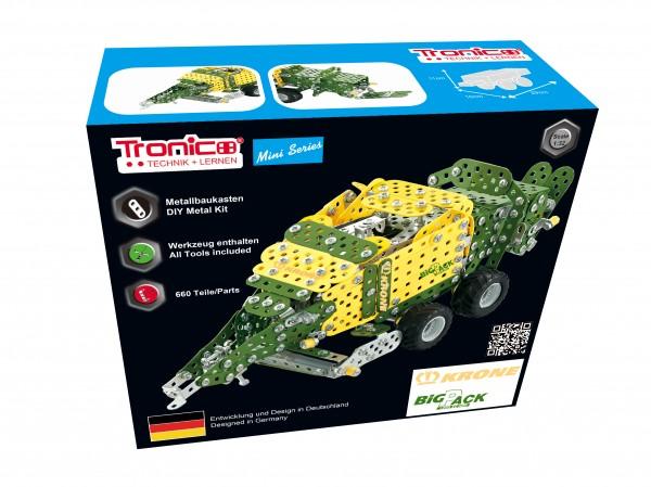 metallbaukasten-traktor-anhänger-großpackenpresse-krone-bigpack-highspeed-tronico-10051
