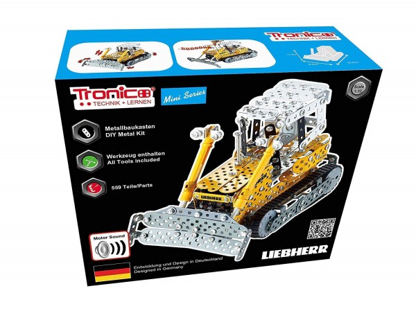 Metallbaukasten-liebherr-planierraupe-raupe-bulldozer-baustelle-spielzeug-baufahrzeug-tronico-10039