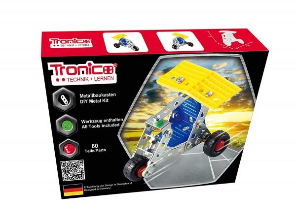 Tronico-Metallbaukasten-Starter-Mint-Einsteiger-schule-bausatz-10258