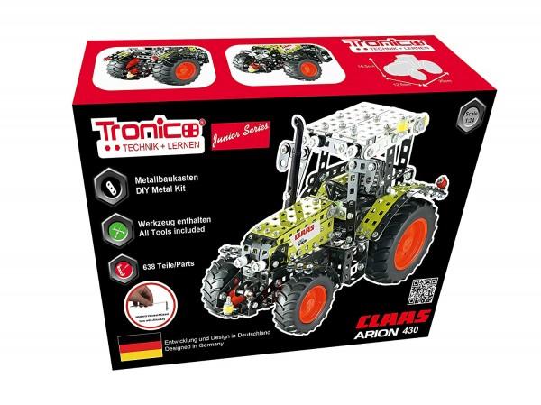 Metallbaukasten-Traktor-Claas-Arion-430-Tronico-10062