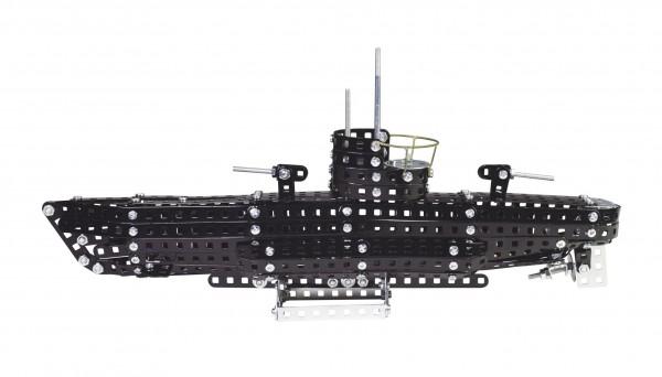 Metallbaukasten-Uboot-u-boot-Typ-VII-C41-Tronico-10128