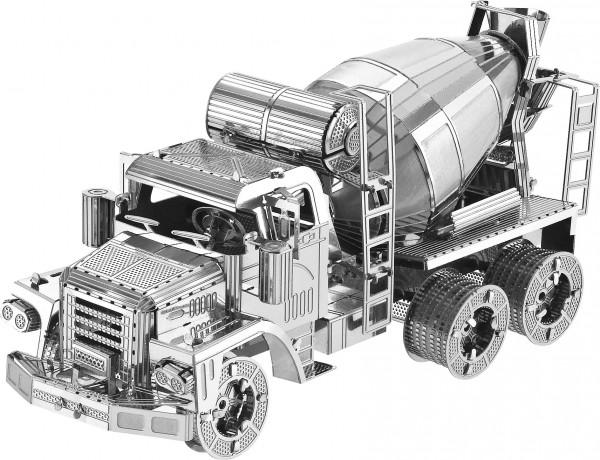 3d-puzzle-metallbausatz-metal-metall-betonmischer-lkw-baufahrzeug