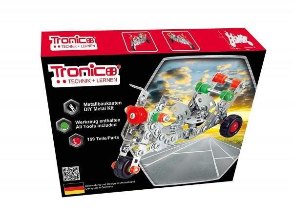 Tronico-Metallbaukasten-Motorrad-Starter-Einsteiger-Bausatz-10267