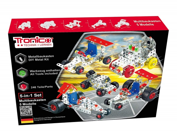 Metallbaukasten-Starter-Einsteiger-3d-puzzle-Kinder-ab-8-Jahre-mint-schule-Autos-tronico-10273