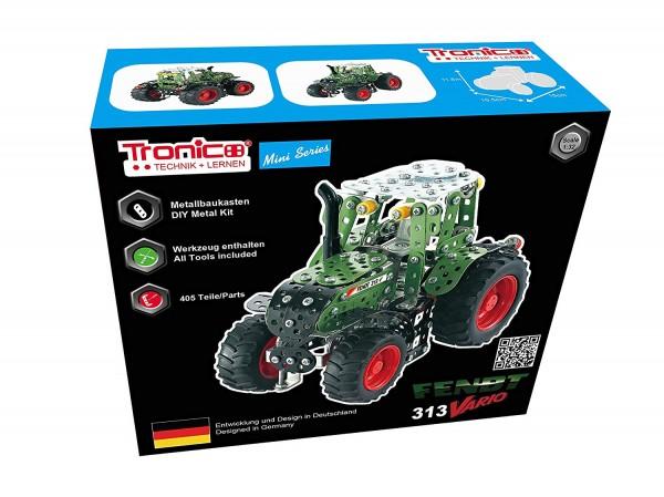 Metallbaukasten-Fendt-Vario-313-agco-Traktor-landwirtschaft-spielzeug-tronico-10020
